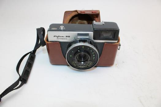 Fujica 35 Automagic Film Camera