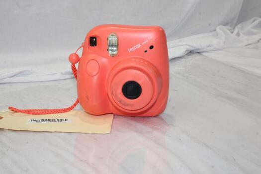 Fujifilm Instax Mini 7+ Instant Camera