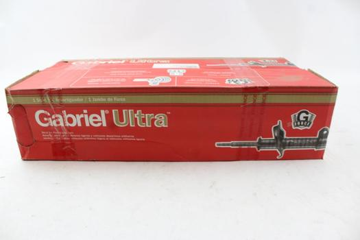 Gabriel Ultra G Force Pistons; 2 Pieces