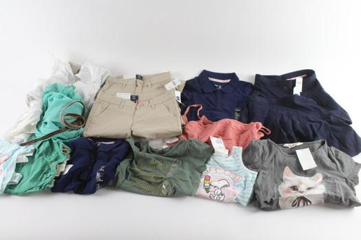 Gap Kids And Other Brands Clothing Lot, 10+ Pieces