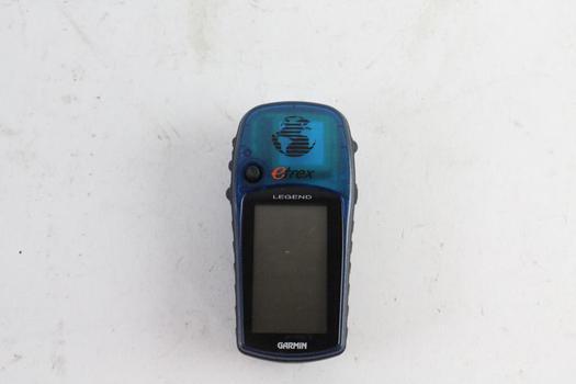 Garmin ETrex Hiking GPS