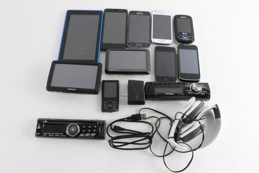 Garmin GPS And More, 5+ Pieces