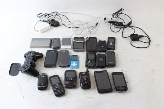 Garmin GPS, Craig MP3 Player, And More, 10+ Pieces