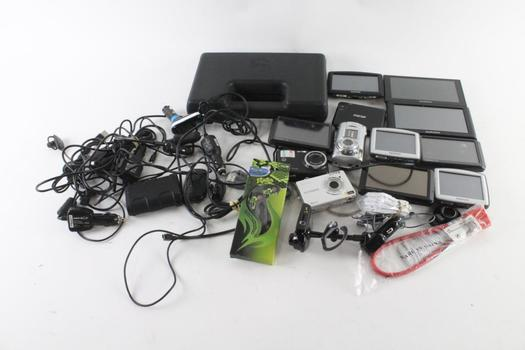 Garmin GPSes And More, 10+ Pieces