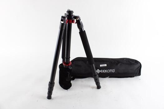 Geekoto Tripod With Case