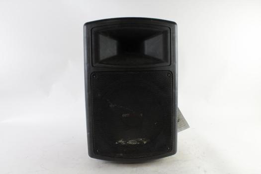 Gem Sound 2-Way Molded Powered Speaker