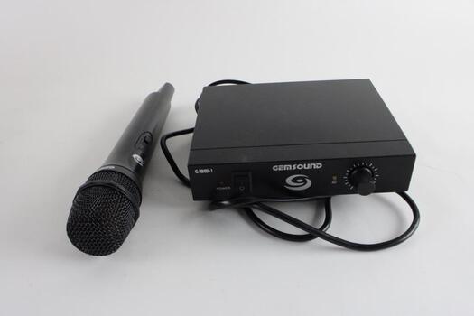 Gem Sound Wireless Solo Wireless Microphone System