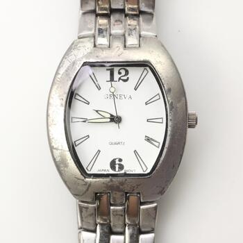 Geneva Quartz Watch
