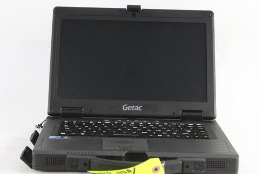 Getac Semi-Rugged Laptop