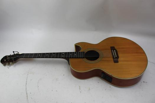 Gibson Epiphone Acoustic Electric Guitar
