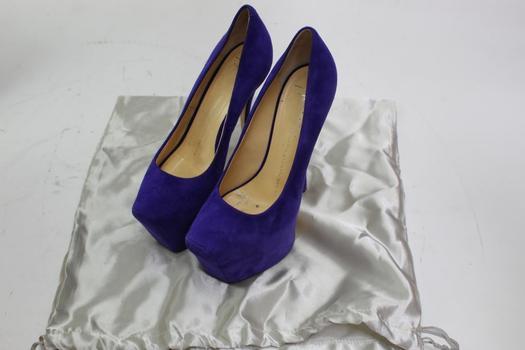 Giuseppe Zanotti Women's Heels, Size 37.5