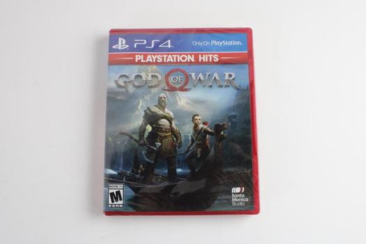 God Of War For Sony PS4