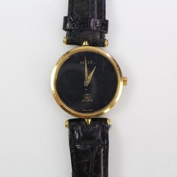 Gold Plated Gucci Watch