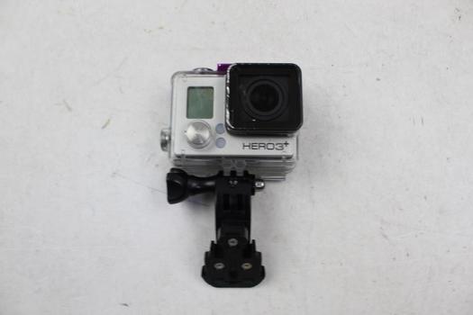 GoPro Hero 3+ Action Camera