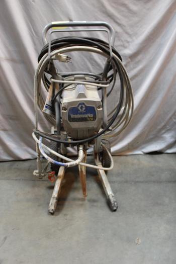 Graco Tradeworks 170 Airless Paint Sprayer