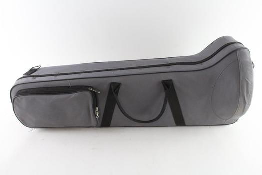 Gray Trombone Case