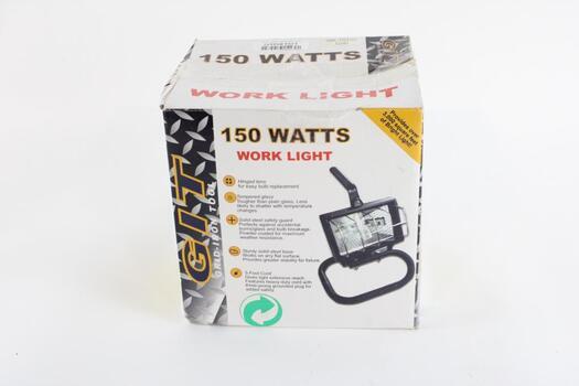 Grid Iron Tool Work Light