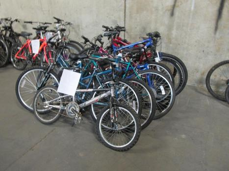 Group Of 10 Used Bikes