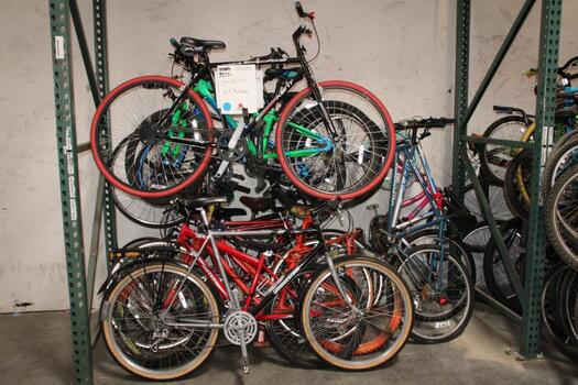 Group Of 12+ Used Bikes