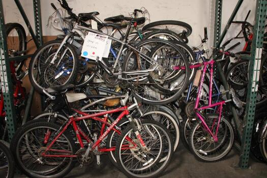 Group Of 12 + Used Bikes