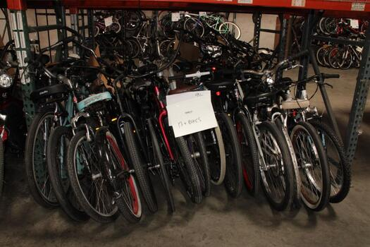 Group Of 13+ Used Bikes