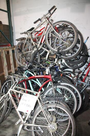 Group Of 15+ Used Bikes