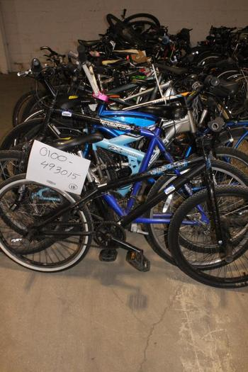 Group Of 18 Used Bikes