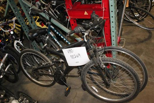 Group Of 2 Used Bikes