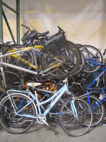 Group Of 20+ Used Bikes