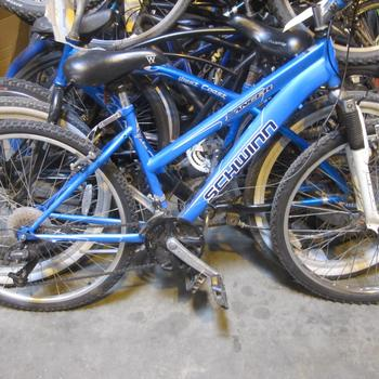 Group Of 20 Used Bikes