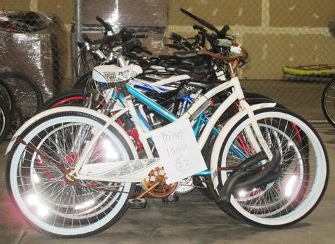 Group Of 22 Used Bikes
