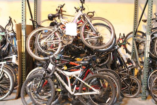 Group Of 22+ Used Bikes