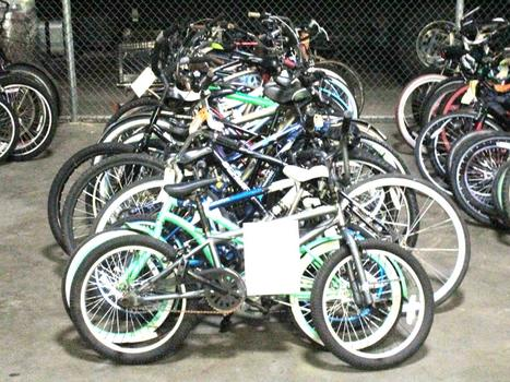 Group Of 24 Used Bikes