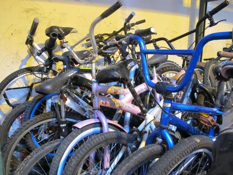 Group Of 25 Used Bikes