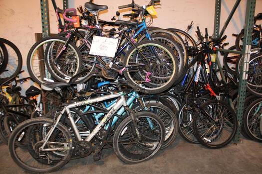 Group Of 25+ Used Bikes