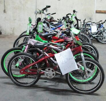 Group Of 26 Used Bikes