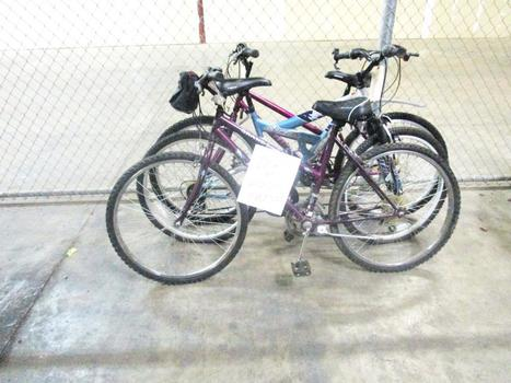 Group Of 3 Used Bikes