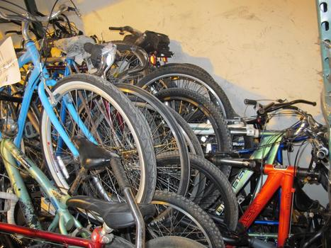 Group Of 30  Used Bikes