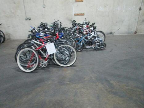 Group Of 37 Used Bikes