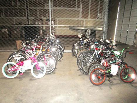 Group Of 38 Used Bikes