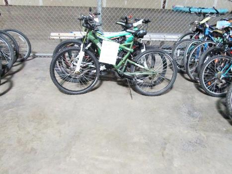 Group Of 5 Used Bikes