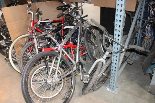 Group Of 8+ Used Bikes
