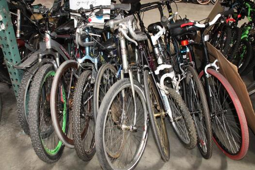 Group Of 8 + Used Bikes