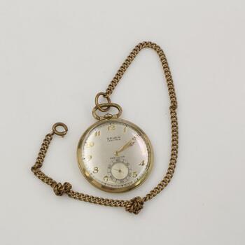 Gruen Watch Co. Precision Veri-thin Pocket Watch