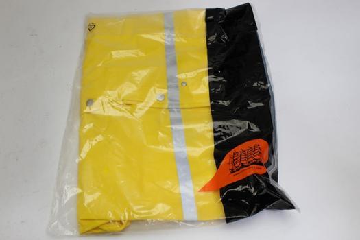Grundens Child's Zenith 293 Jacket Yellow Size - 8