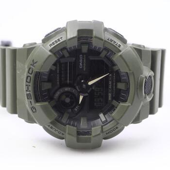 G-Shock Green Band Watch