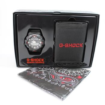 GShock Watch With Bandana And Wallet