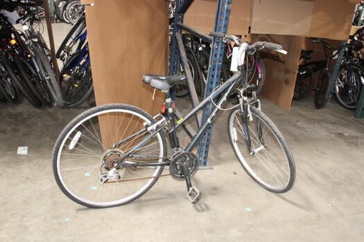 GT Black Mountain Bike