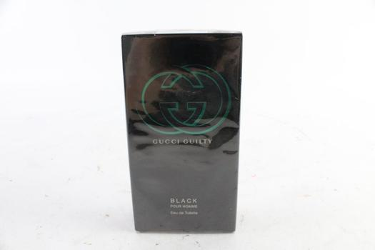 Gucci 'Guilty: Black' Eau De Toilette