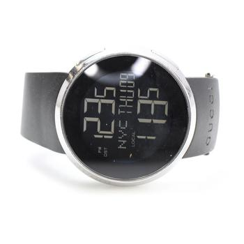 Gucci Stainless Steel Digital Watch